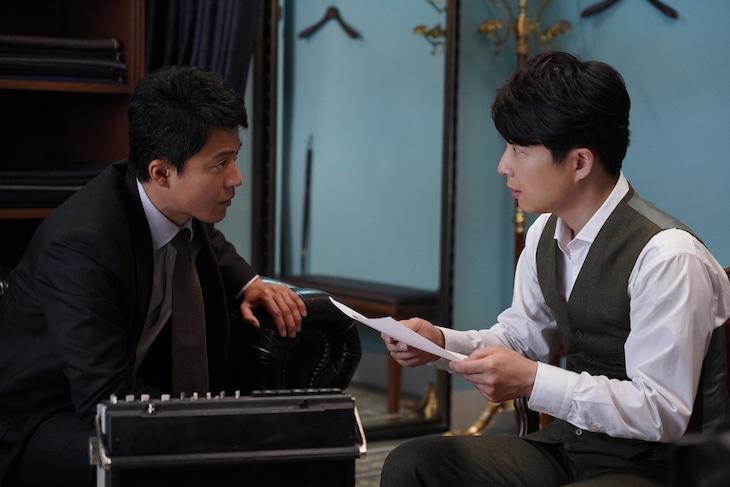 「罪の声」 (c)2020 映画「罪の声」製作委員会