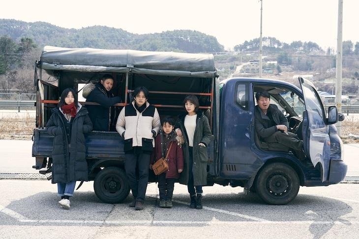 「アジアの天使」 (c) 2021 The Asian Angel Film Partners