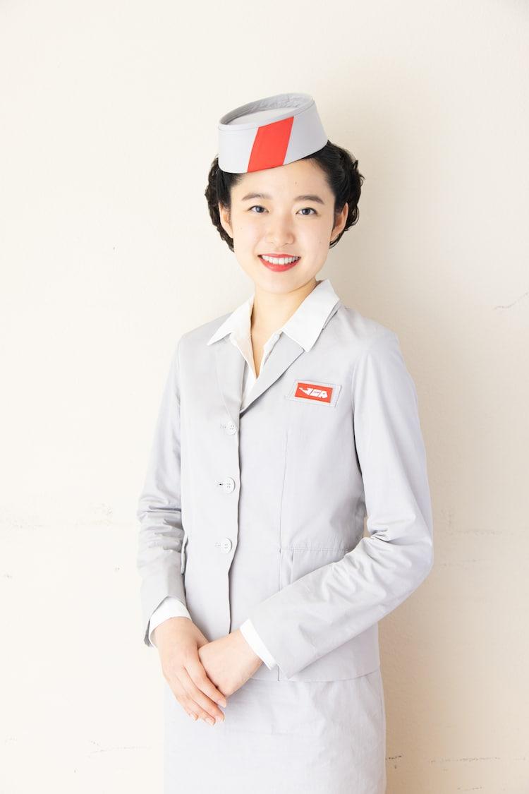 藤野涼子演じる伊原雅美。