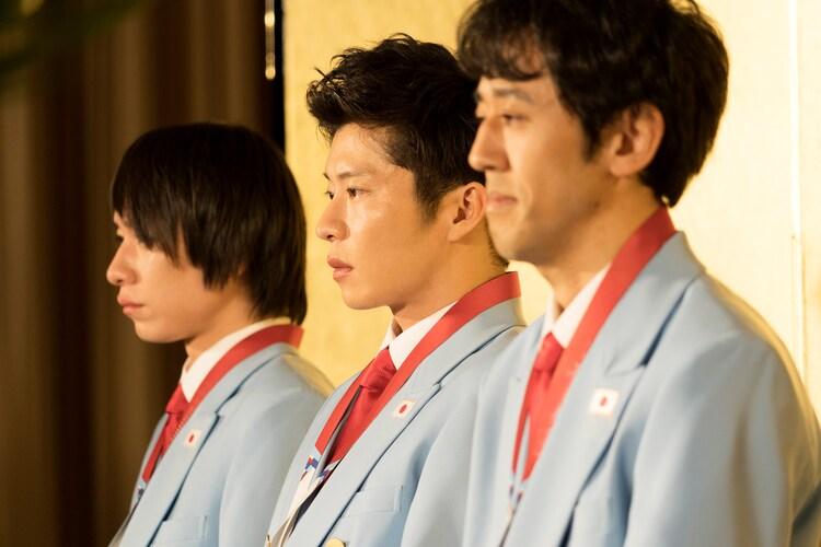 「ヒノマルソウル~舞台裏の英雄たち~」
