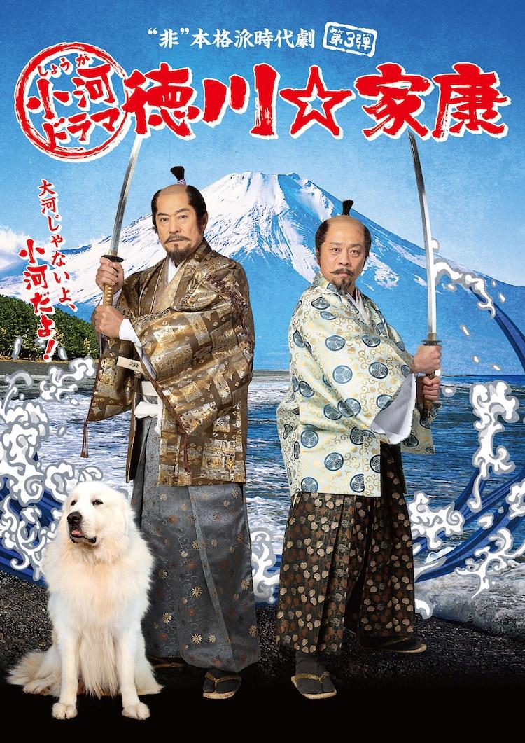 「小河ドラマ 徳川☆家康」メインビジュアル