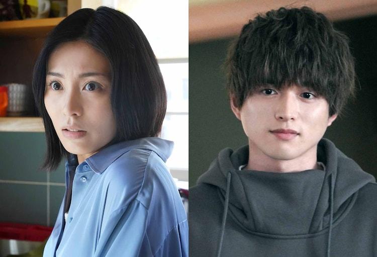 左から本仮屋ユイカ演じる如月夏奈、白洲迅演じる佐藤亮。(c)テレビ東京