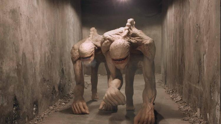「JUNK HEAD」より、怪物グローム。