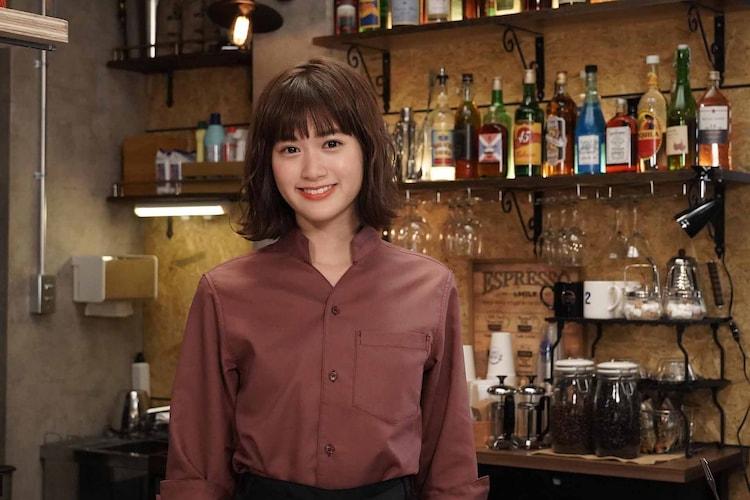 小西桜子演じる伊藤由奈。