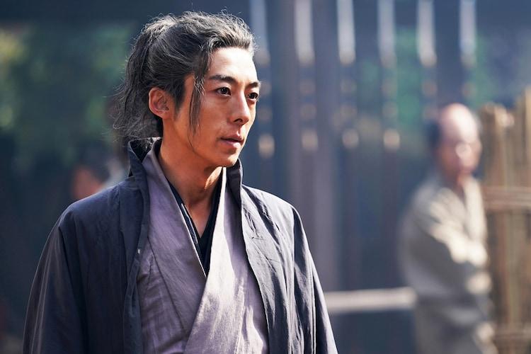 「るろうに剣心 最終章 The Beginning」より、高橋一生演じる桂小五郎。