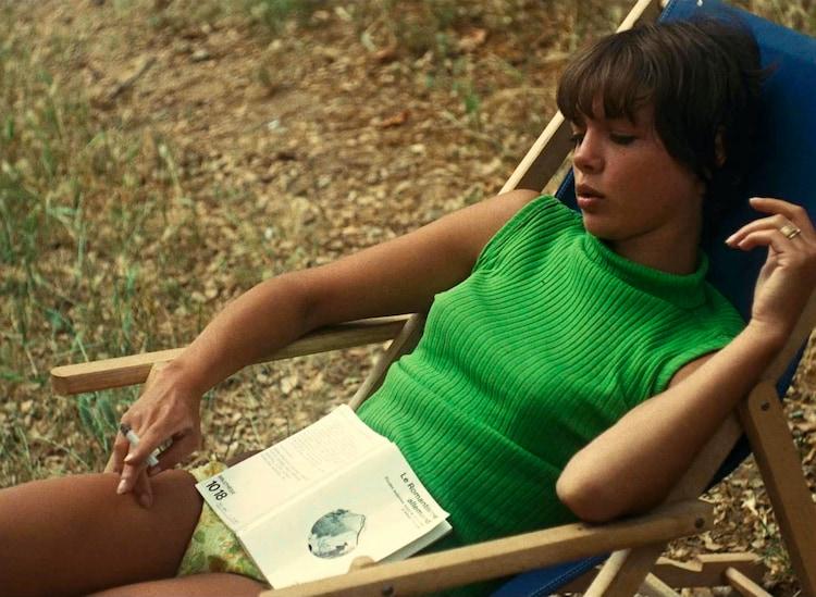 「コレクションする女」 (c)1966 Les Films du Losange