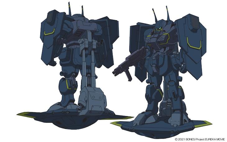 ウルスラグナ(SCT-A7A / 強襲強化型)設定画