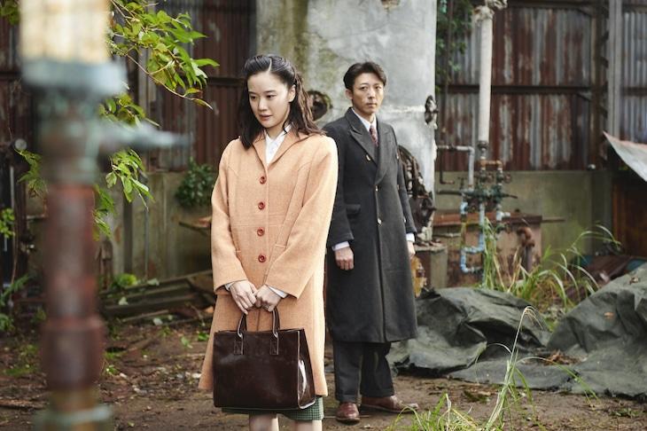「スパイの妻(劇場版)」 (c)2020 NHK, NEP, Incline, C&I