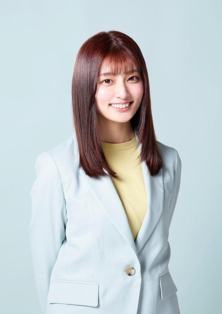 町田和子役の吉川愛。