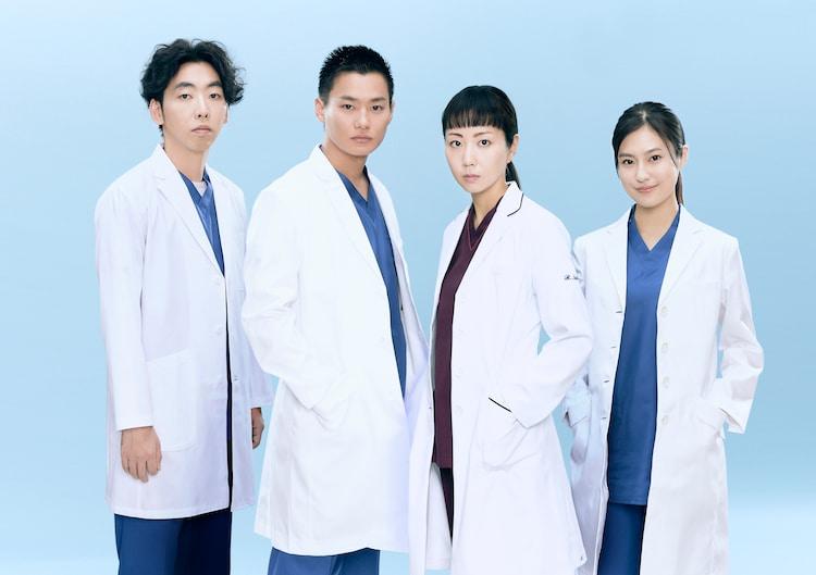 泣く な 研修 医 ドラマ 泣くな研修医 2021年4月期スタートの春の新ドラマ情報