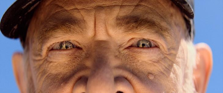 「パーム・スプリングス」新場面写真。J・K・シモンズ演じるロイ。