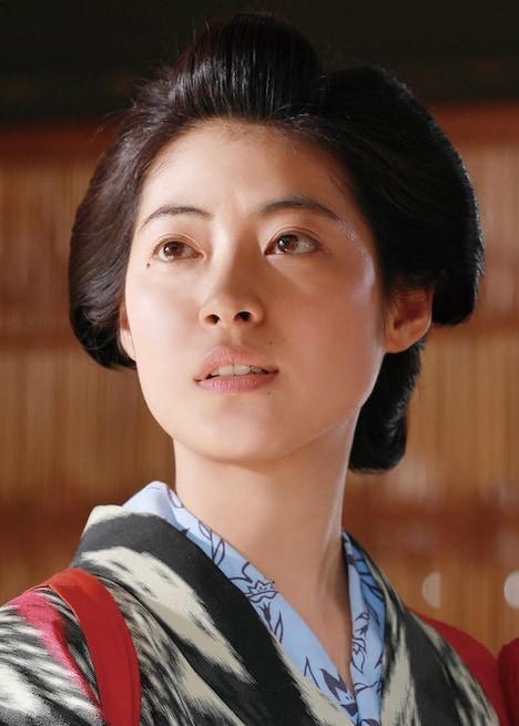 瀧本美織演じるコト。