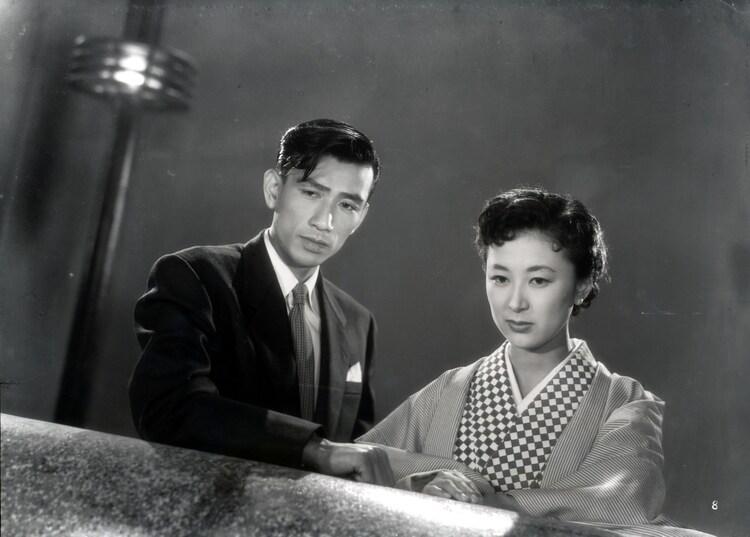 「君の名は」 (c)1953 松竹株式会社