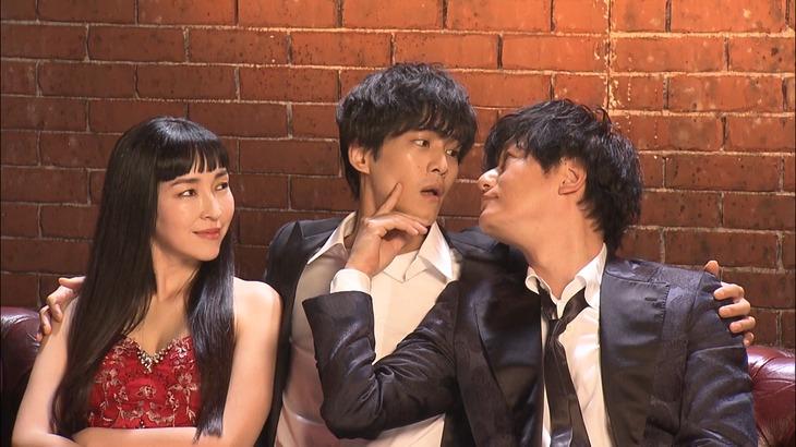 「あのときキスしておけば」ティザー動画メイキング写真