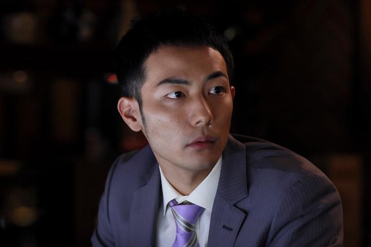 田中俊介演じる会社員。