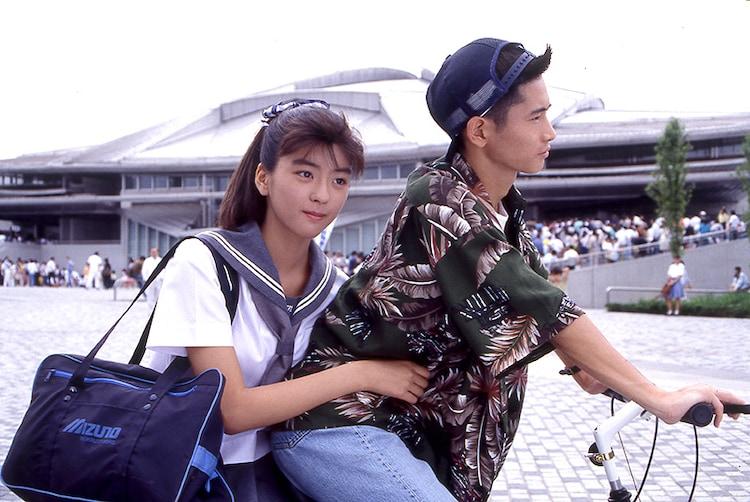「Doki Dokiヴァージン もういちどI LOVE YOU」 (c)1990 日活株式会社