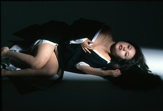 「タブー 赫いためいき」 (c)1997 日活株式会社