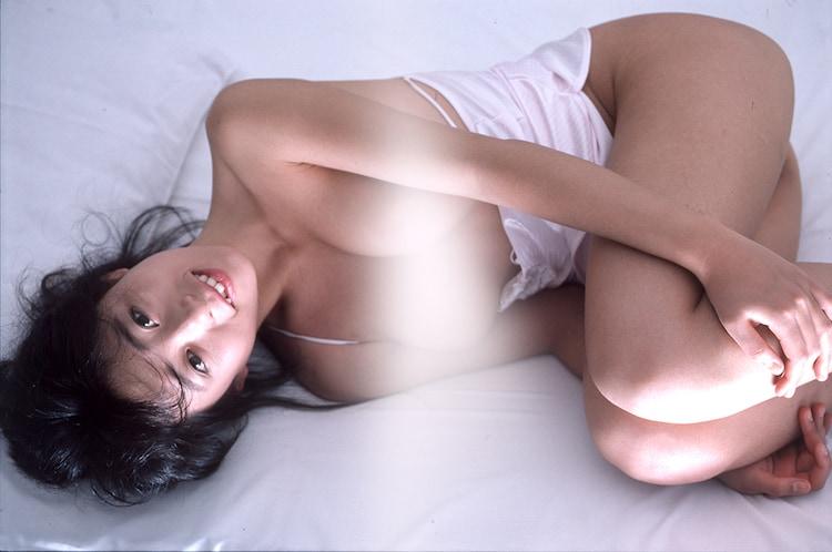 「清里めぐみ 心まで濡らして&恋のセクシードリーム 立原友香」 (c)1986/1987 日活株式会社