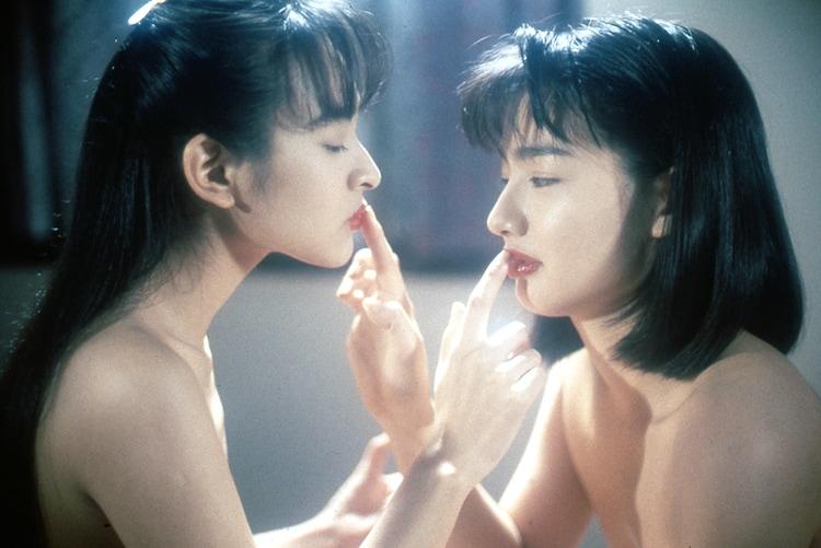 「新・百合族3」 (c)1995 日活株式会社