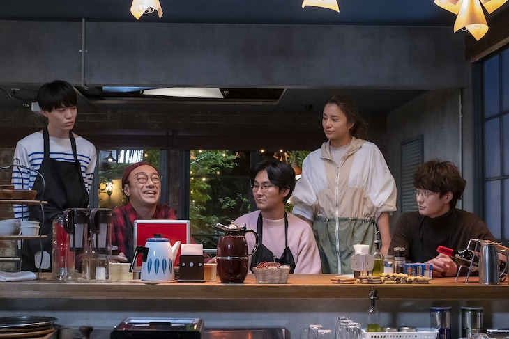 「チェインストーリー 大豆田とわ子を知らない三人の男たち」