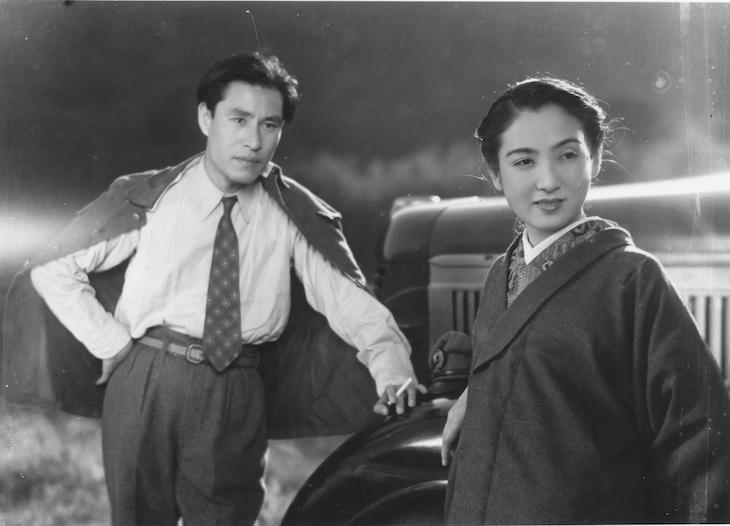 「暁の合唱」 (c)1941 松竹株式会社