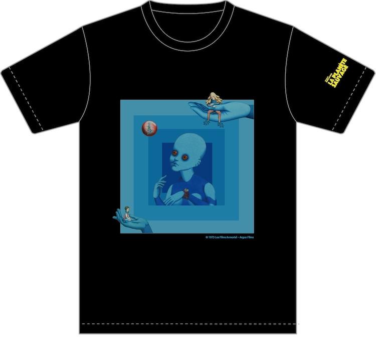 「ファンタスティック・プラネット」オリジナルTシャツ