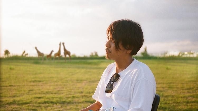 「映画:フィッシュマンズ」監督の手嶋悠貴。