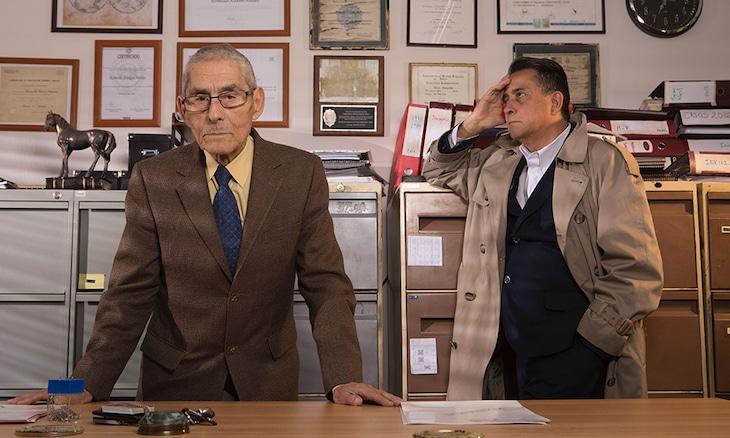 「83歳のやさしいスパイ」