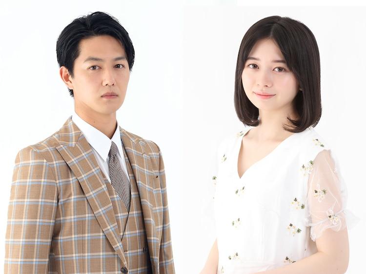 左から柊冬吾役の工藤阿須加、立花春役の桜田ひより。