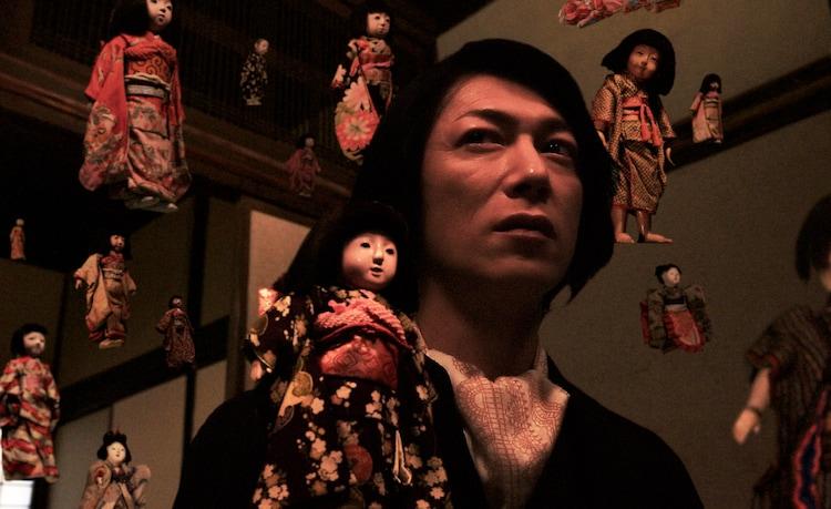 「夢幻紳士 人形地獄」新場面写真