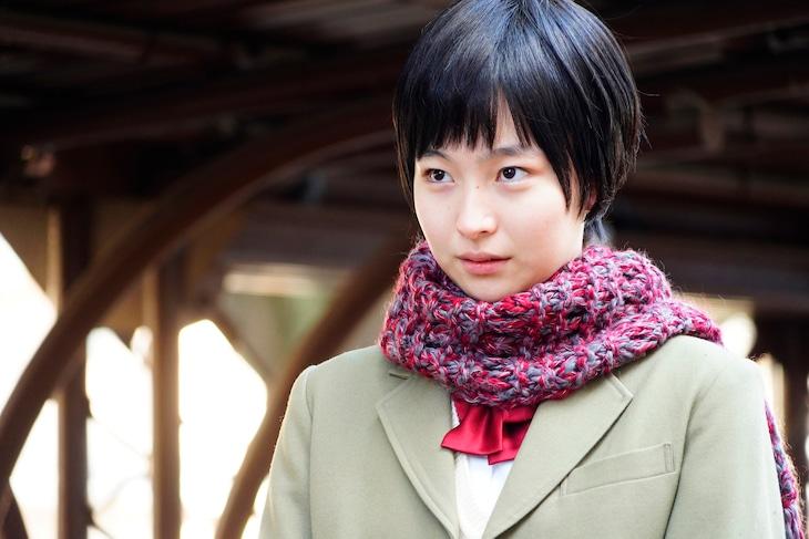 中田乃愛演じる御堂ひかり。