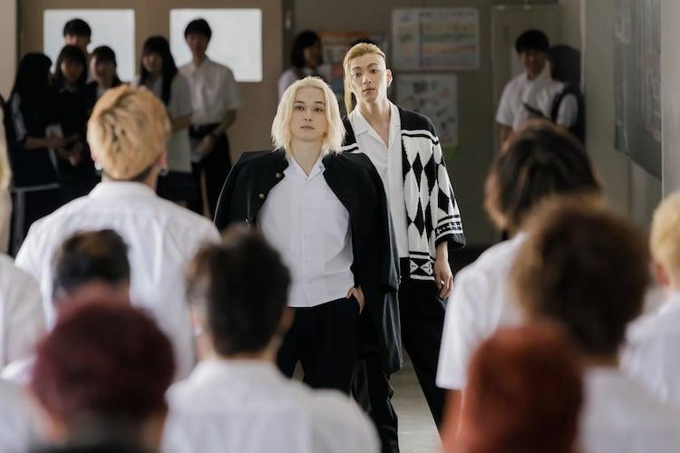 「東京リベンジャーズ」新場面写真
