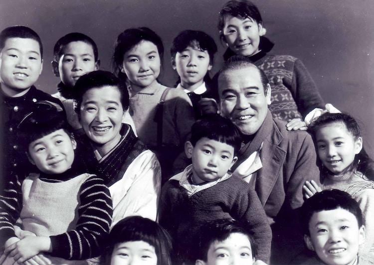 「お父さんはお人好し」 (c)KADOKAWA1955