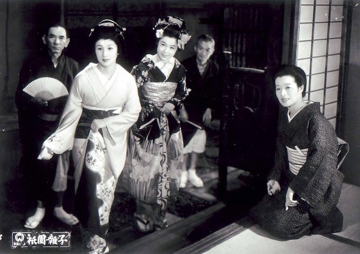 「祇園囃子」 (c)KADOKAWA1953