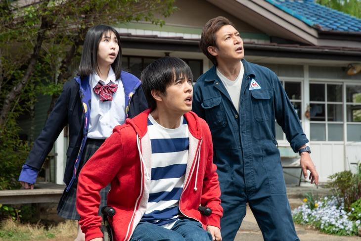 「超速パラヒーロー ガンディーン」 (写真提供:NHK)