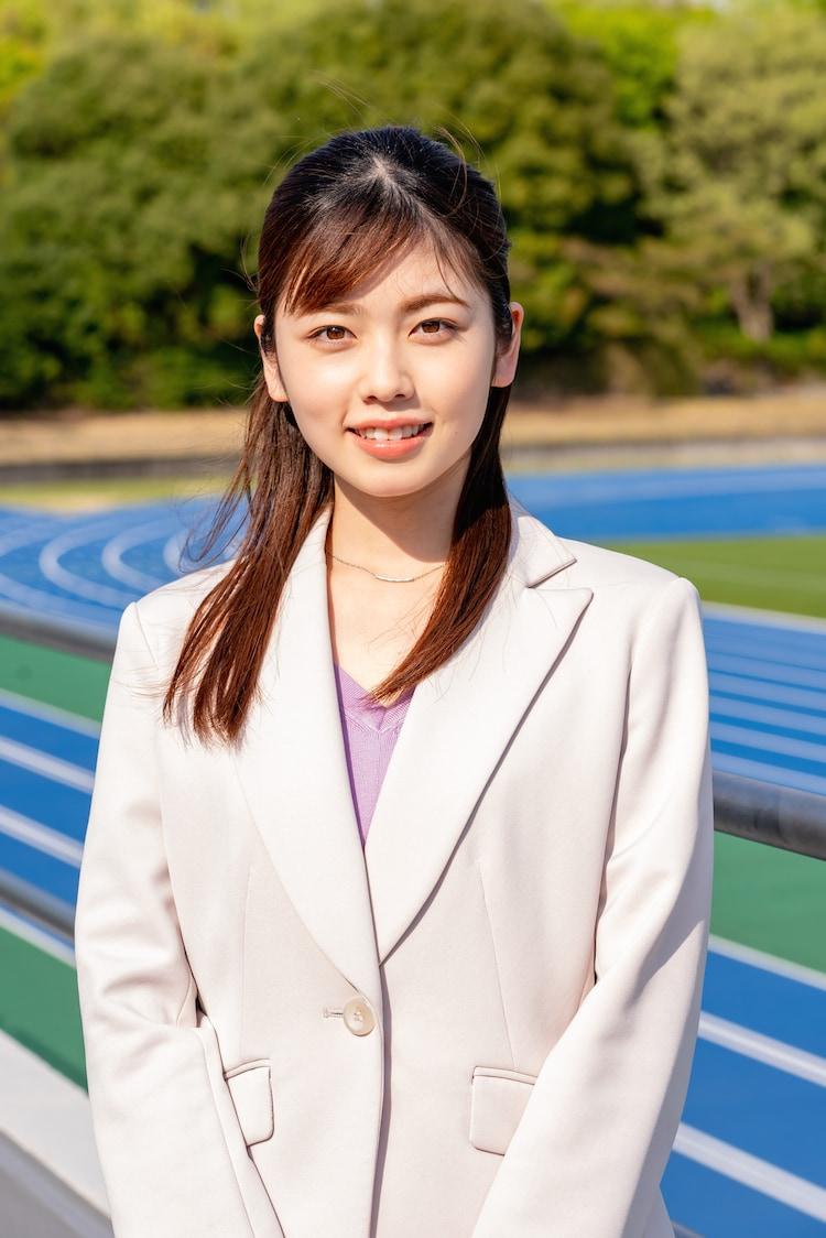 小芝風花演じる深井京。(写真提供:NHK)