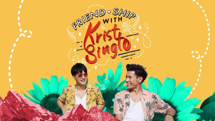 「Friendship with Krist and Singto」ビジュアル (c)GMMTV