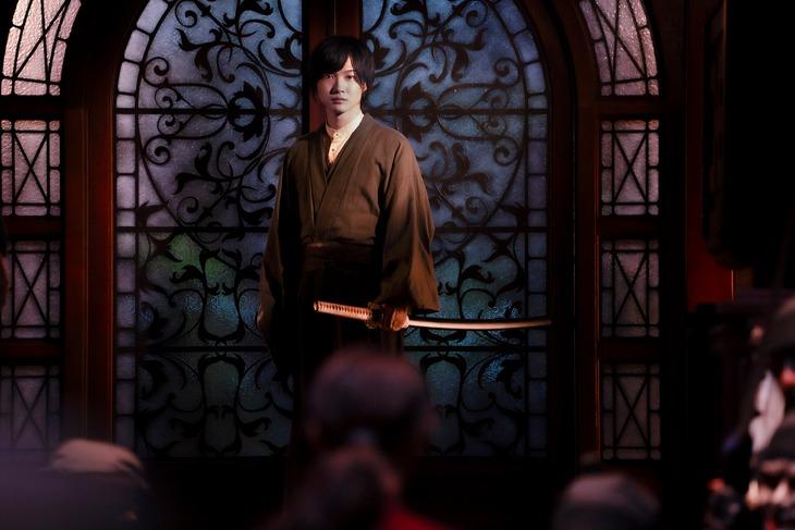 神木隆之介演じる瀬田宗次郎。