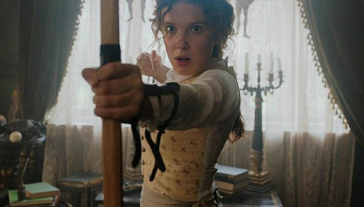 「エノーラ・ホームズの事件簿」(写真提供:Netflix / PLANET PHOTOS / ゼータ イメージ)