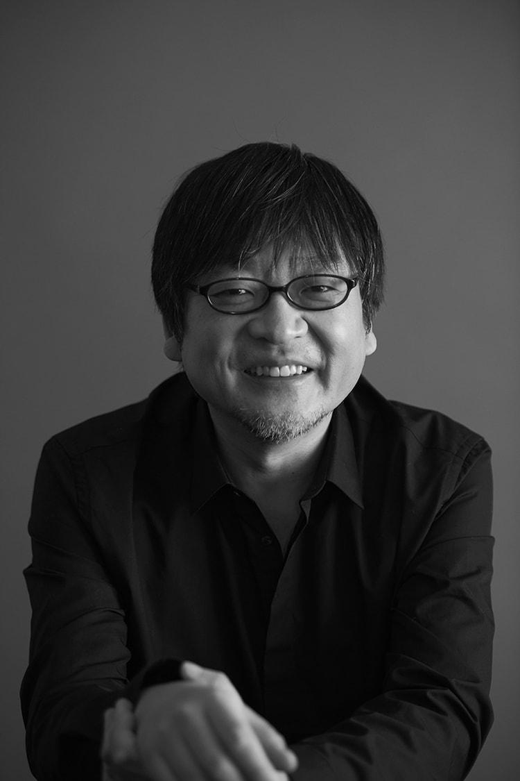 細田守(撮影/神藤 剛)