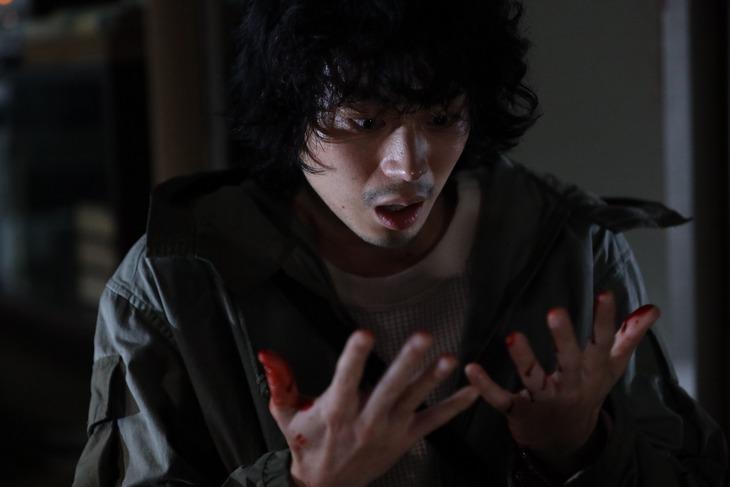 「キャラクター」より、菅田将暉演じる山城圭吾。