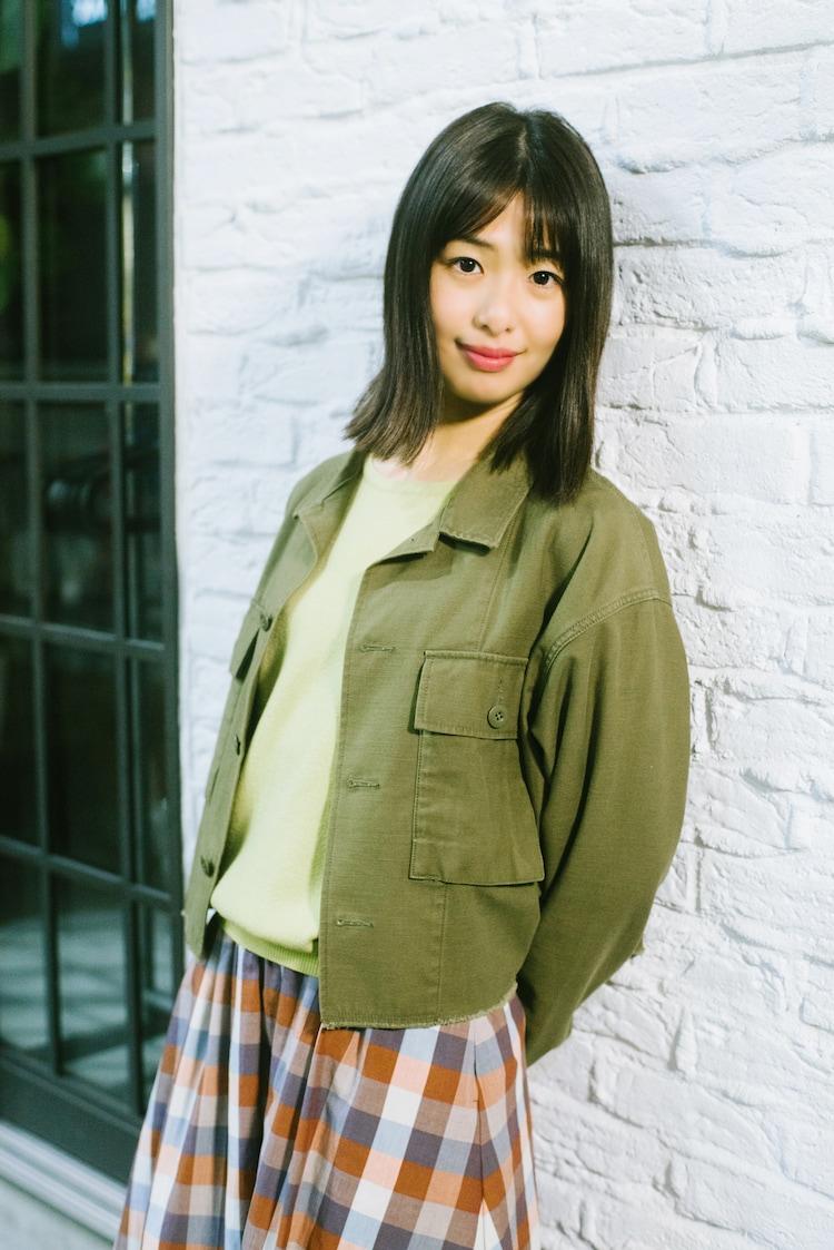 「唄え!裸舞ソング ふれてGコード」より川上奈々美演じる外村望美。