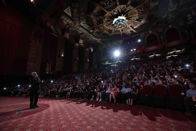 「ワイルド・スピード/ジェットブレイク」グローバルプレミアの舞台挨拶の様子。(c)ABImages