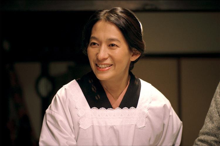 「リング・ワンダリング」より、藍子役の片岡礼子。