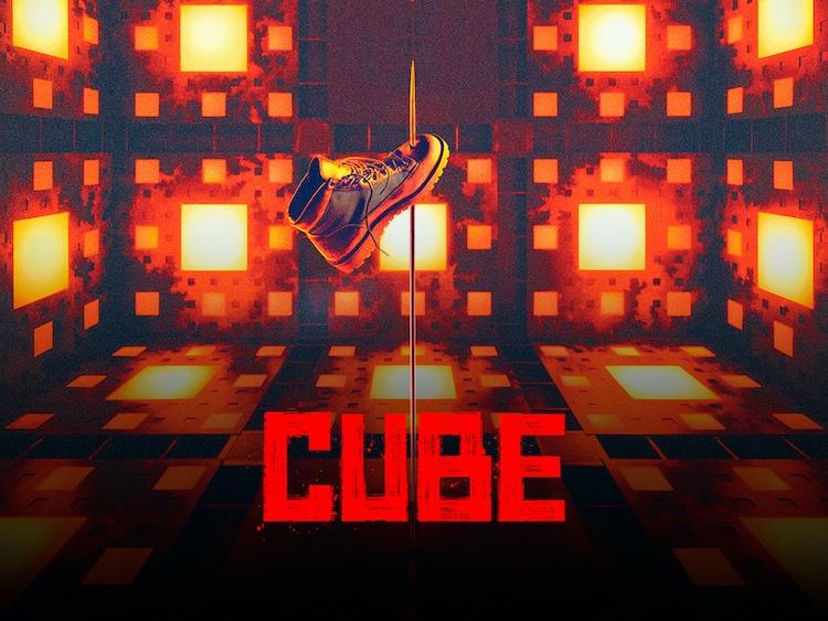 「CUBE」ビジュアル
