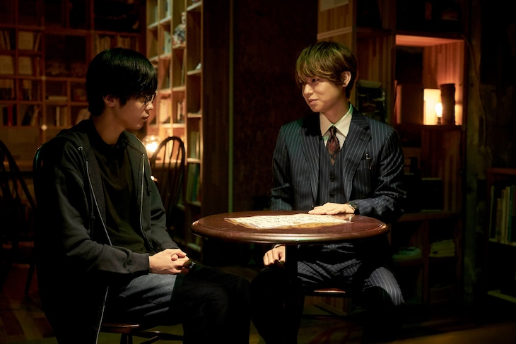 「東海テレビ×WOWOW共同製作連続ドラマ 准教授・高槻彰良の推察」