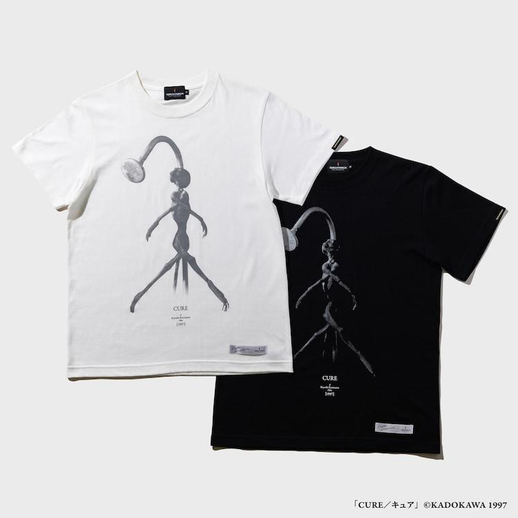 「CURE キュア」シャワーヘッド T-Shirt (c)KADOKAWA 1997