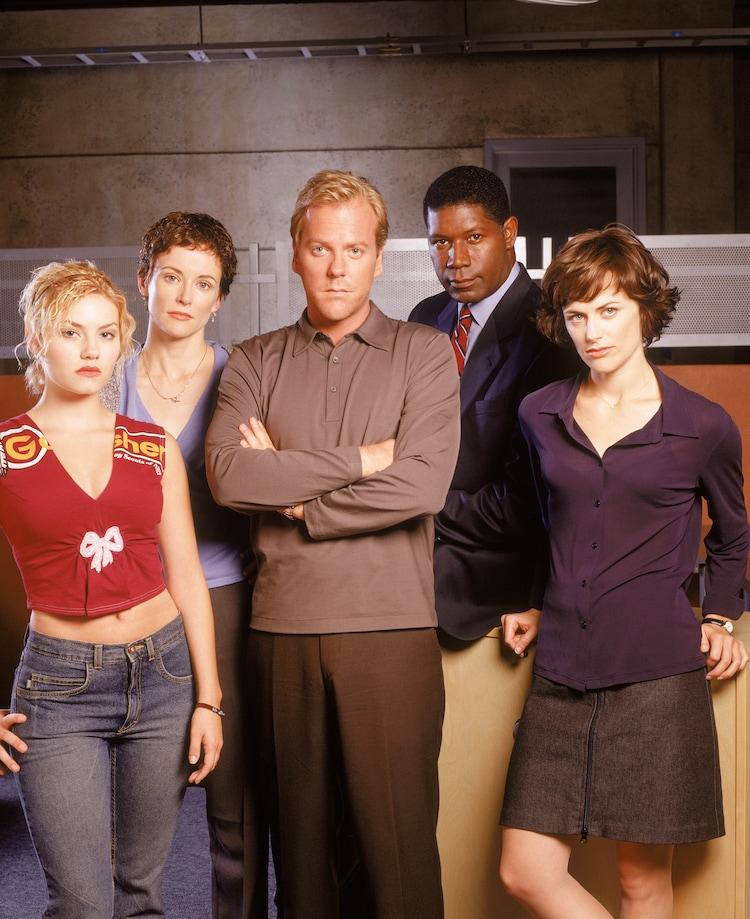 「24 -TWENTY FOUR-」シーズン1 (c)2001-2002 Fox Broadcasting Company, LLC. All rights reserved.