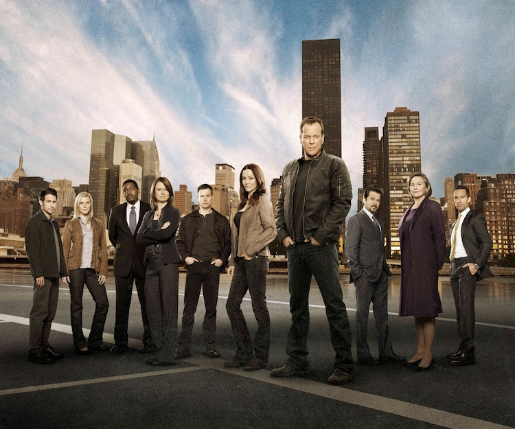 「24 -TWENTY FOUR-」シーズン8  (c)2010 Fox Broadcasting Company, LLC. All rights reserved.