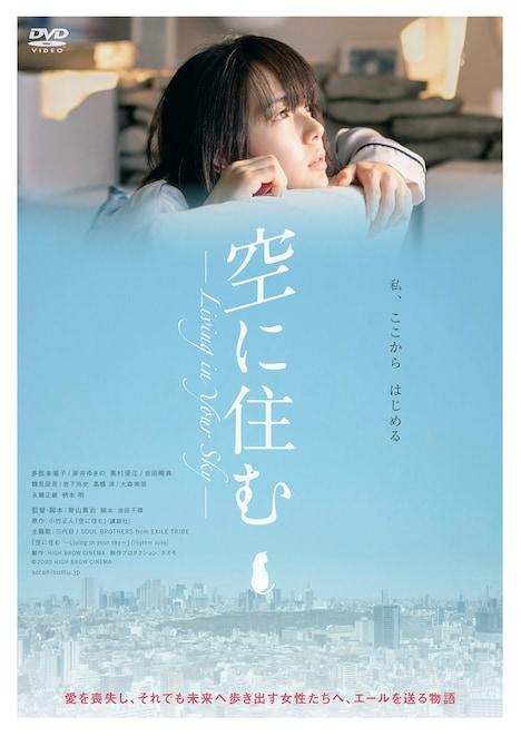 「空に住む」DVDジャケット